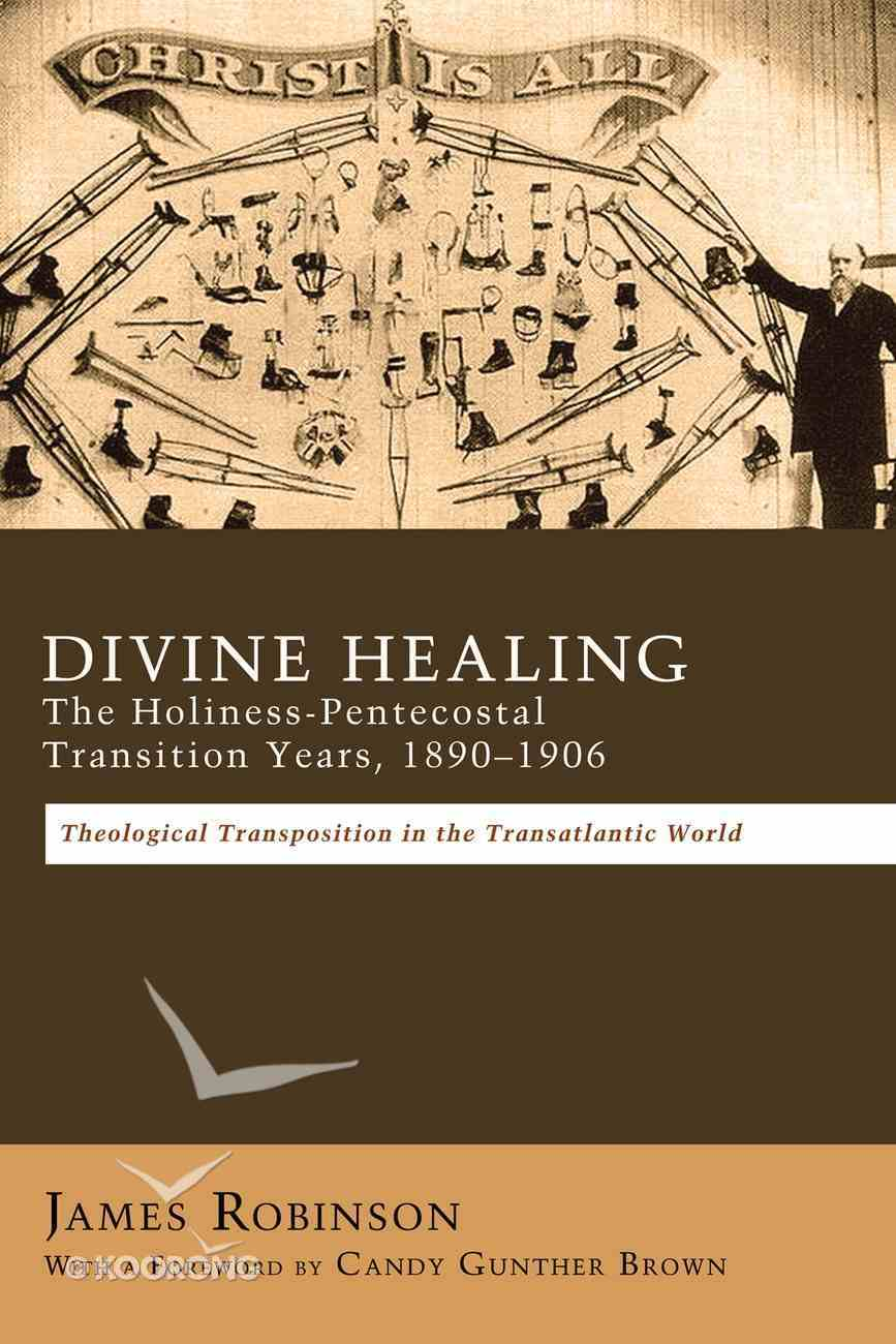 Divine Healing eBook
