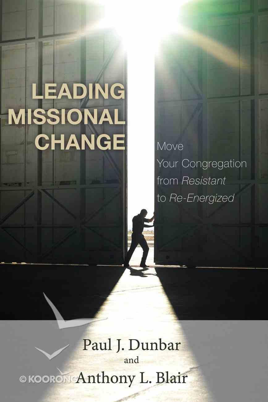 Leading Missional Change eBook