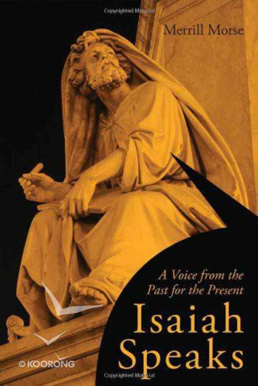 Isaiah Speaks eBook