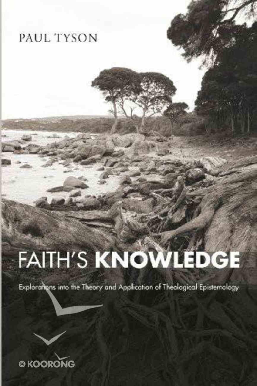 Faith's Knowledge eBook
