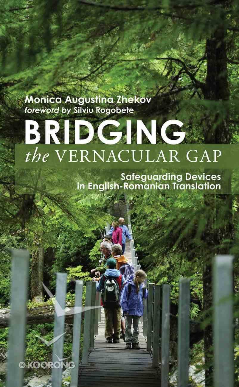 Bridging the Vernacular Gap eBook