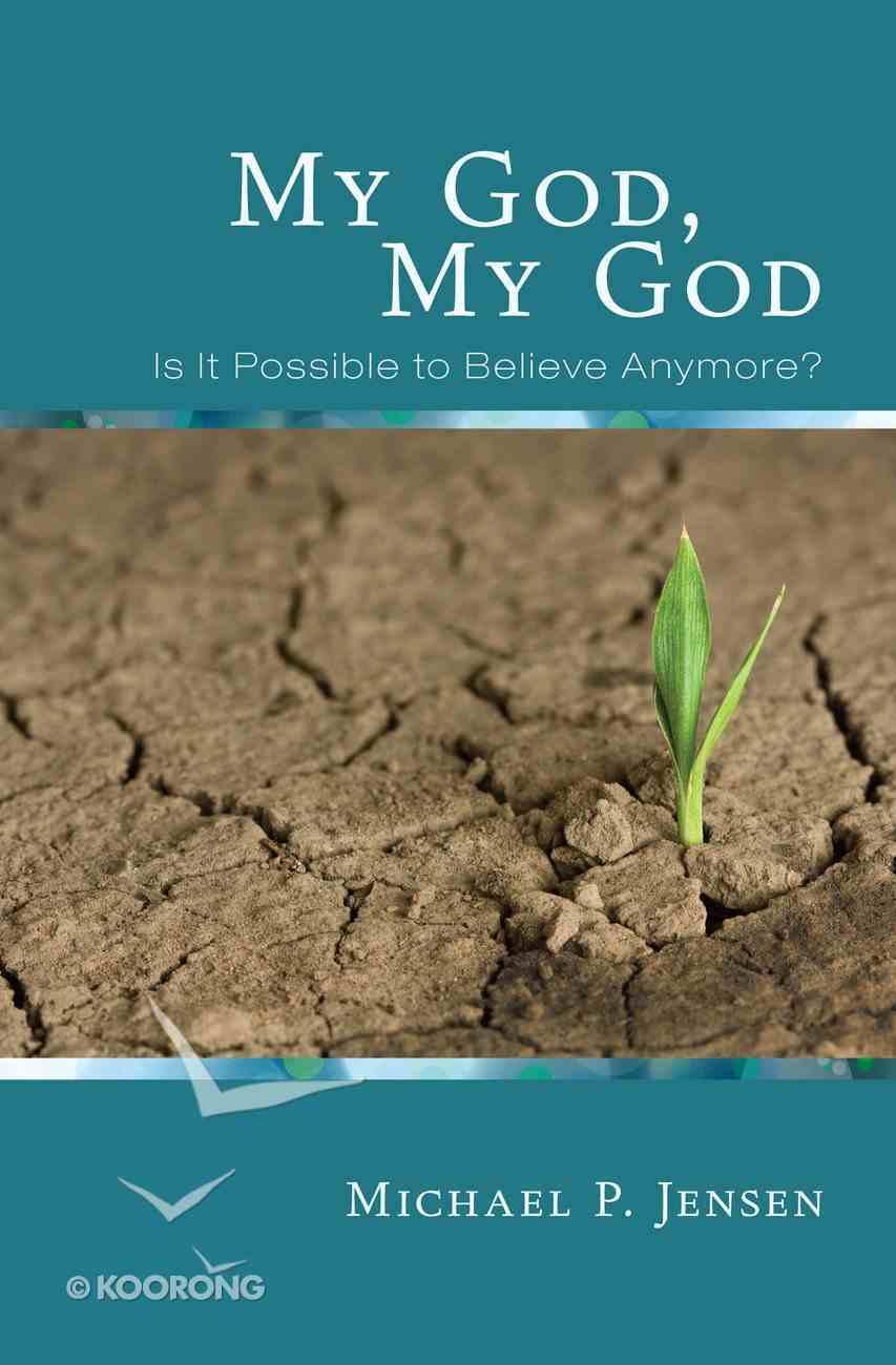My God, My God eBook