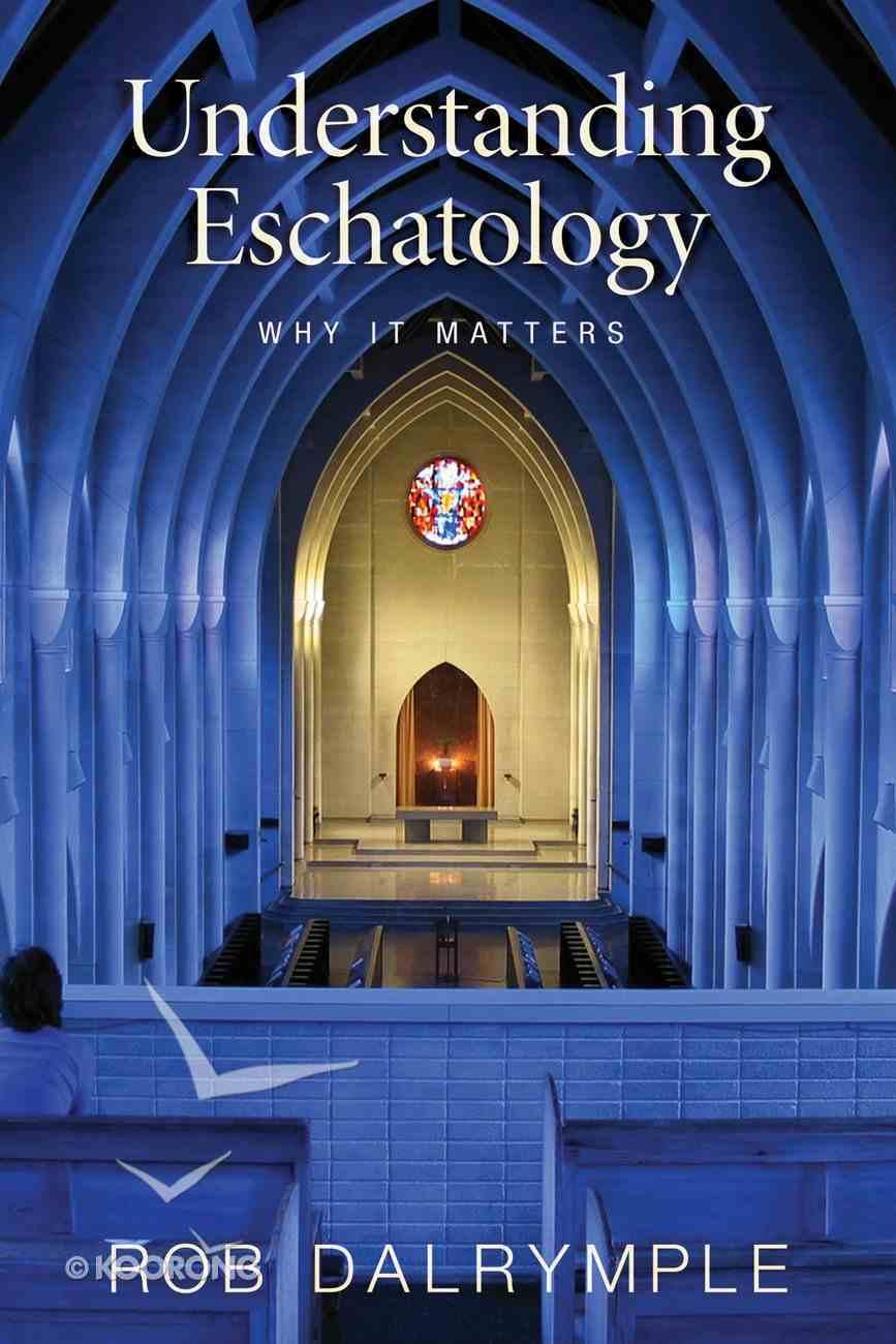 Understanding Eschatology eBook