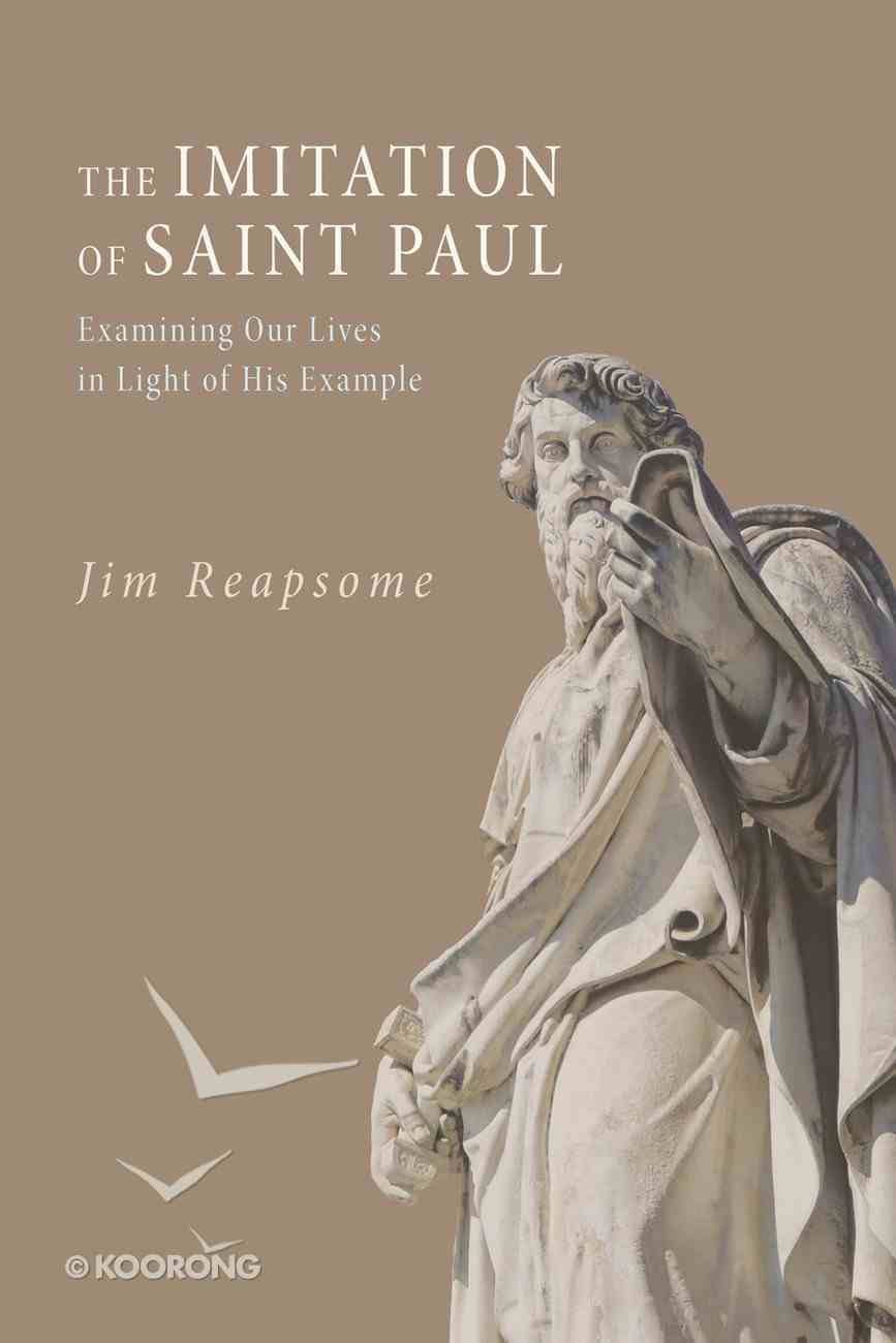 The Imitation of Saint Paul eBook