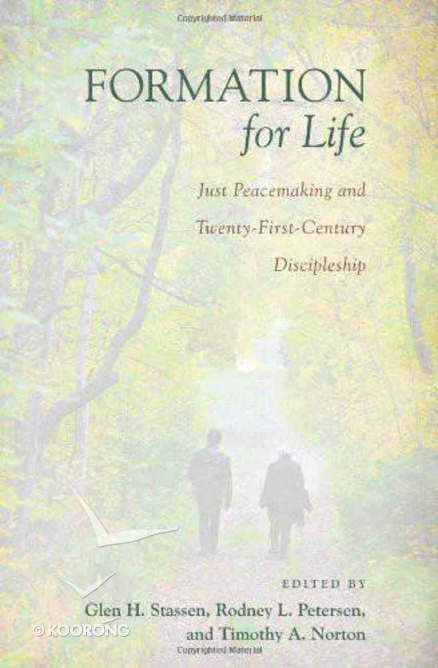 Formation For Life eBook