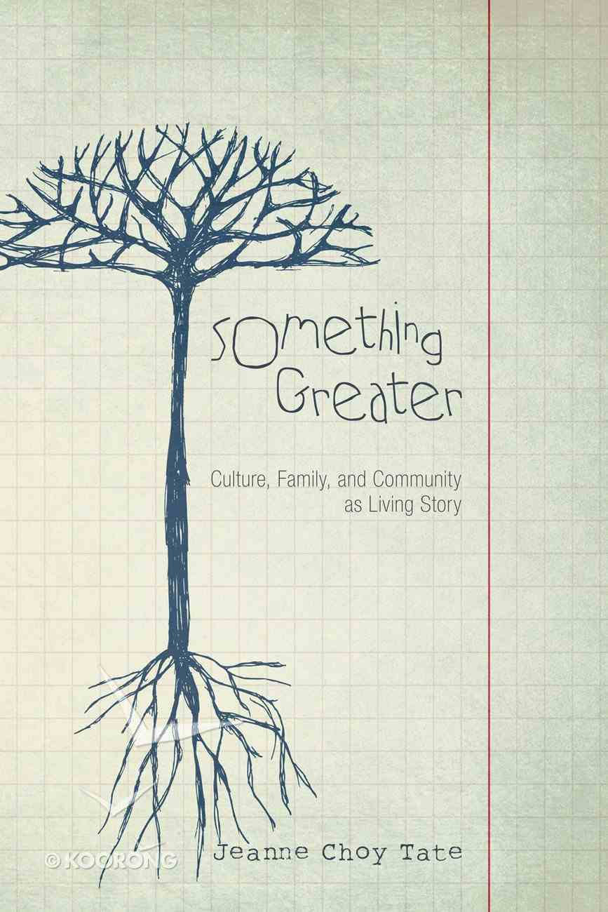 Something Greater eBook