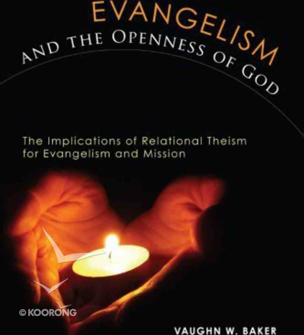 Evangelism and the Openness of God eBook