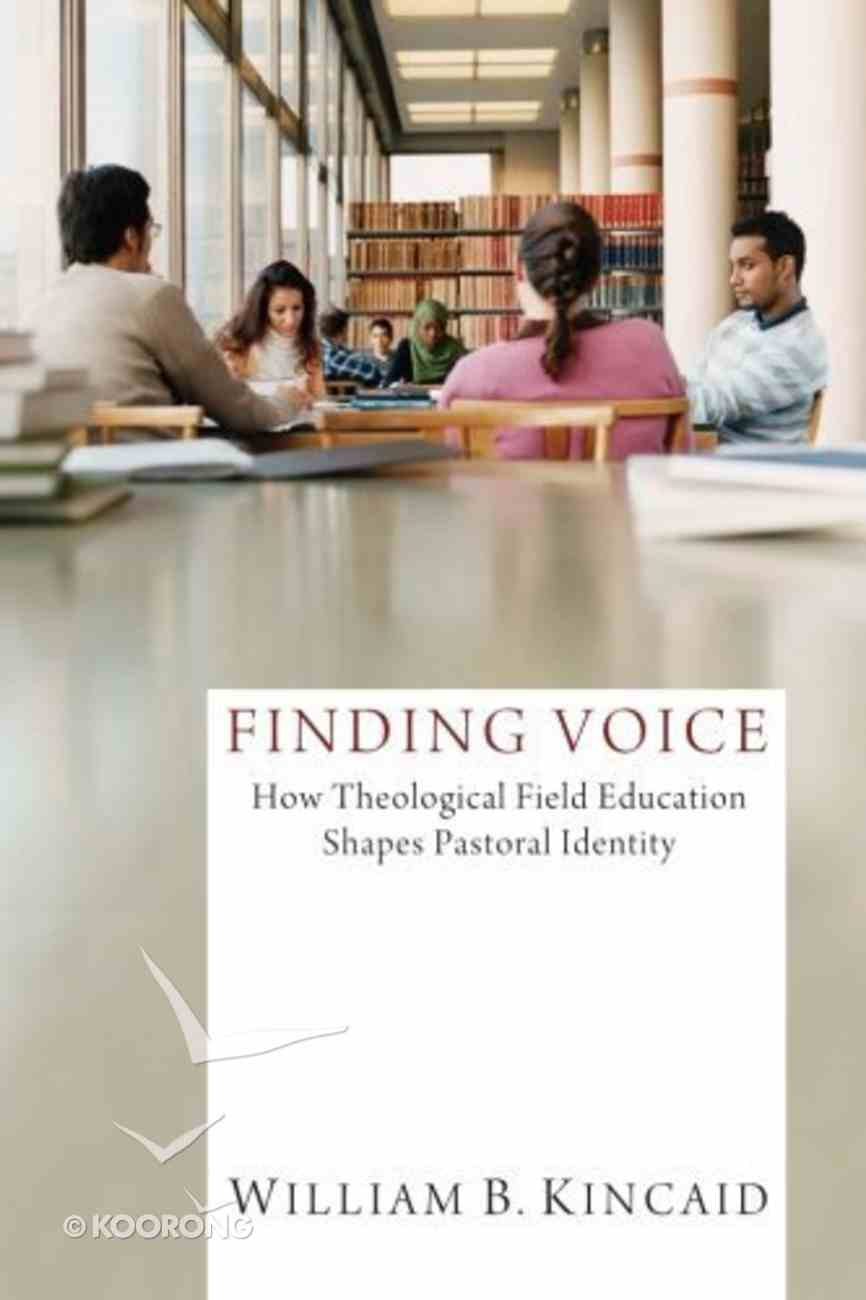 Finding Voice eBook