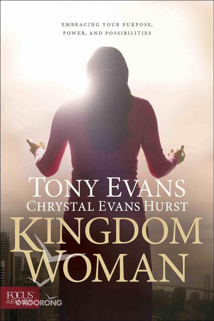 Kingdom Woman eBook