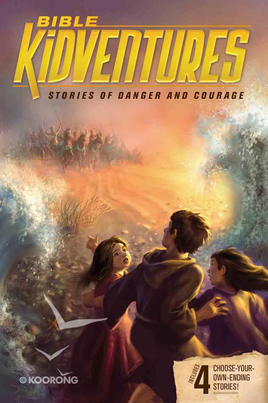 Bible Kidventures Stories of Danger and Courage (Bible Kidventures Series) eBook