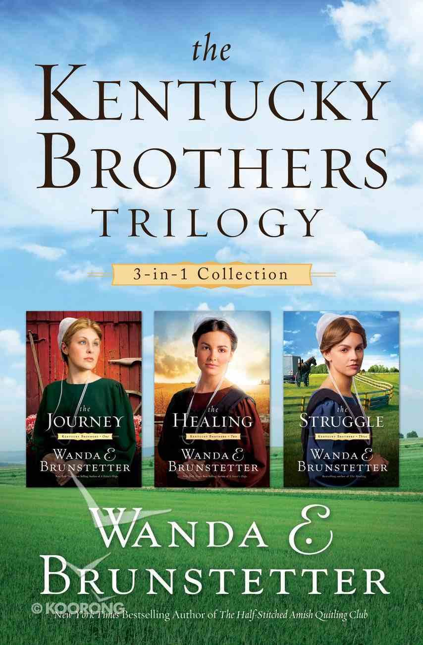 The Kentucky Brothers Trilogy (Kentucky Brothers Series) eBook