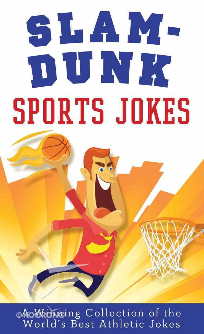 Slam-Dunk Sports Jokes eBook