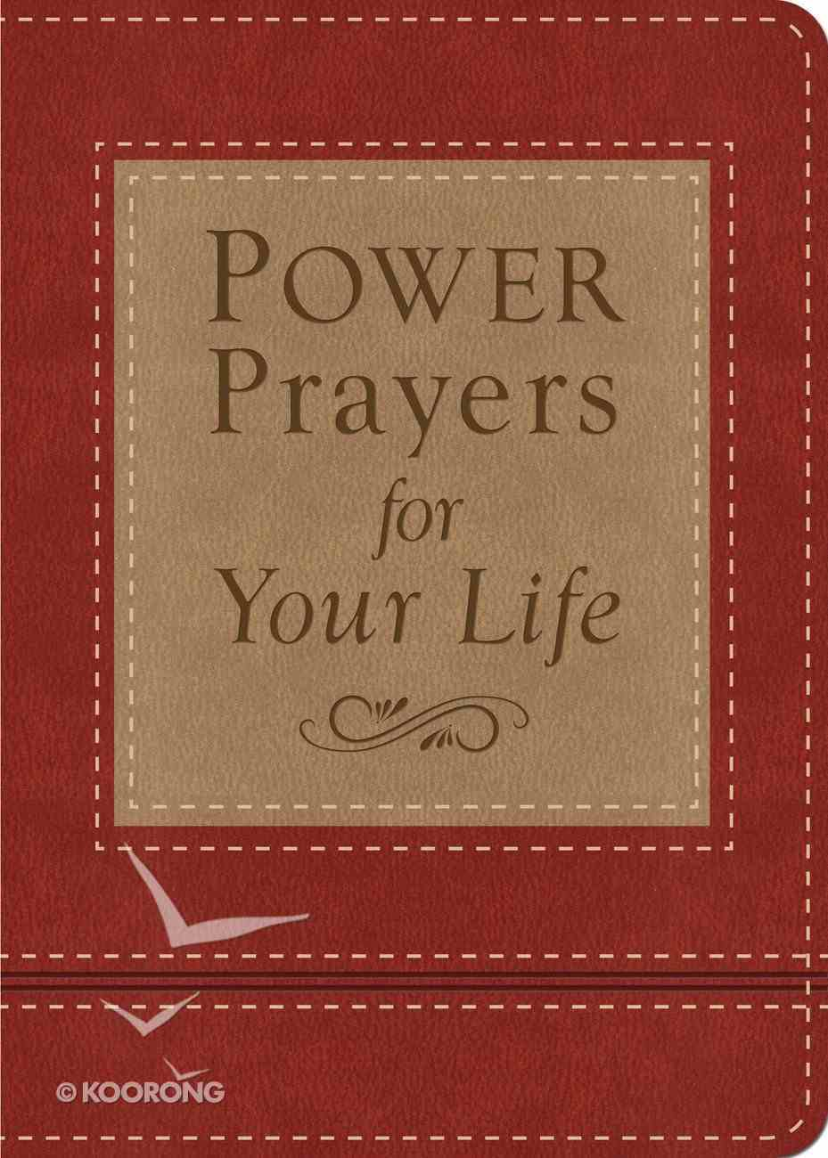 Power Prayers For Your Life eBook