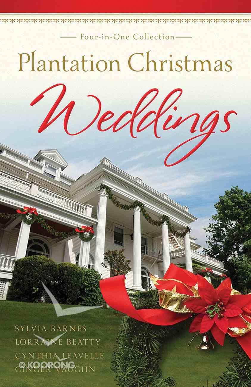 4in1: Romancing America: Plantation Christmas Weddings (Romancing America Series) eBook