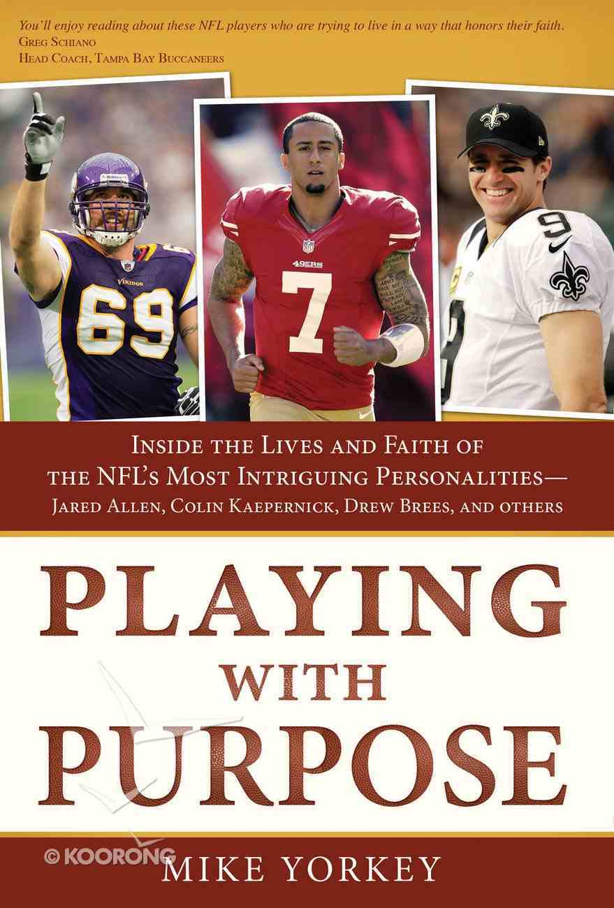 Playing With Purpose: Football eBook