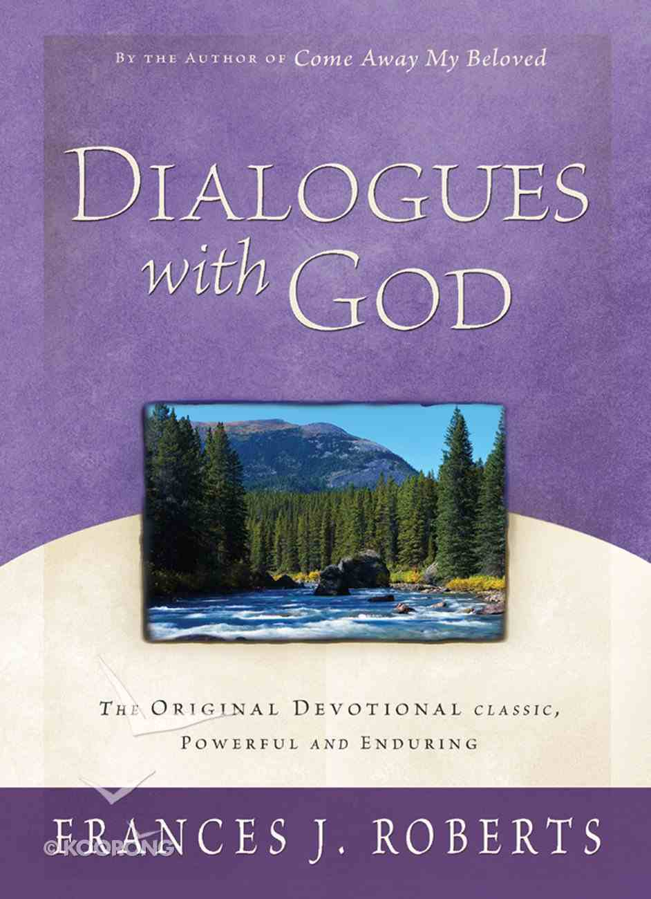 Dialogues With God eBook