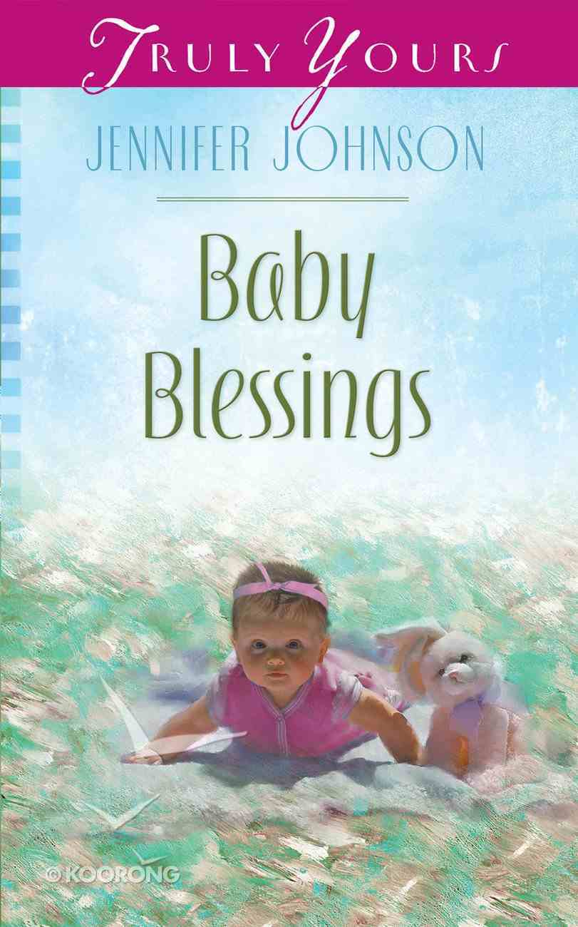 Baby Blessings (#1029 in Heartsong Series) eBook