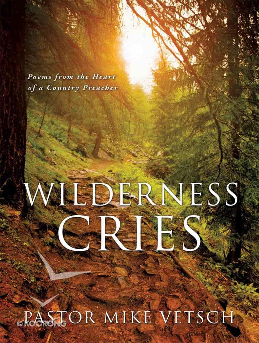 Wilderness Cries eBook