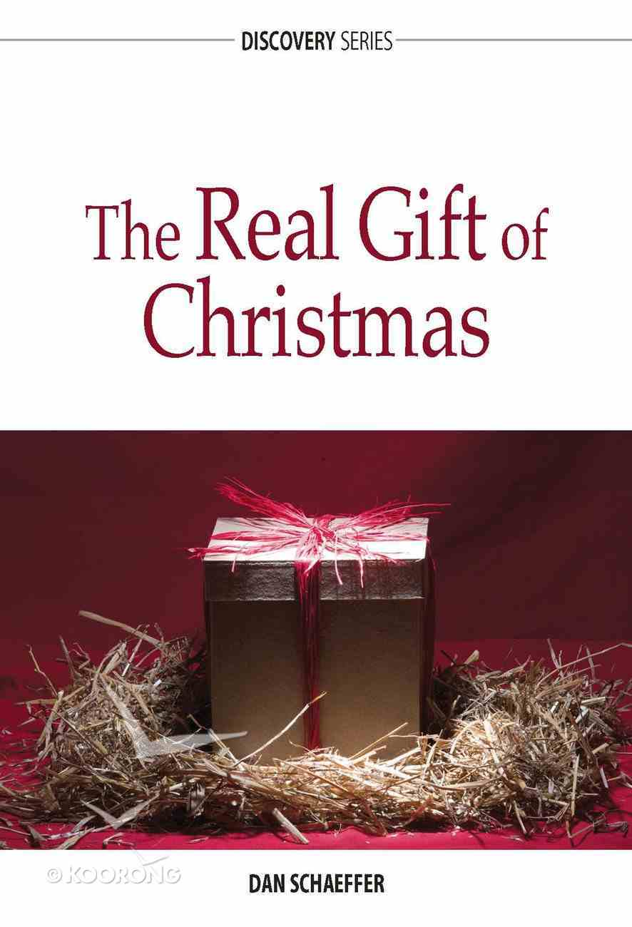 The Real Gift of Christmas (The Discovery Series) eBook