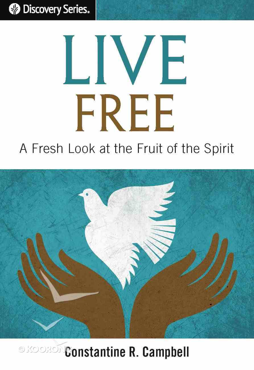 Live Free (The Discovery Series) eBook