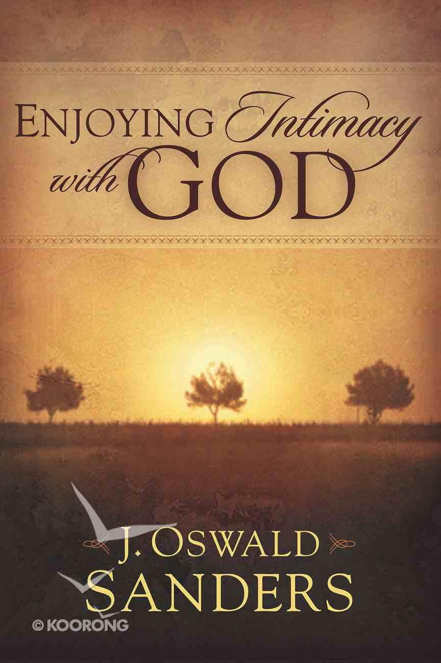 Enjoying Intimacy With God eBook