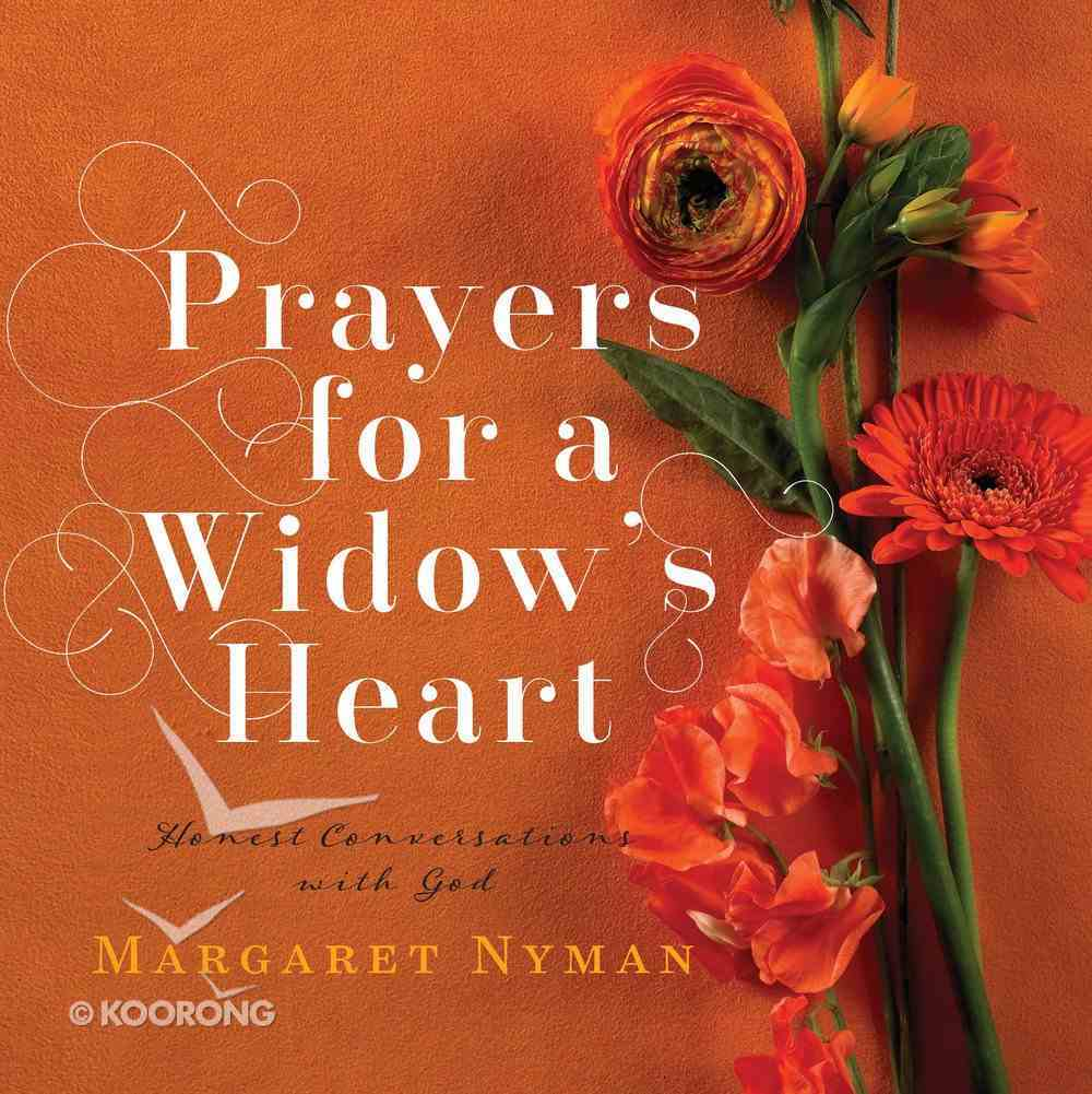 Prayers For a Widow's Heart eBook