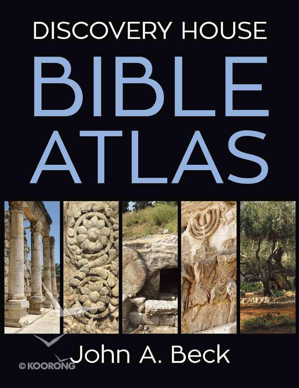 Discovery House Bible Atlas eBook
