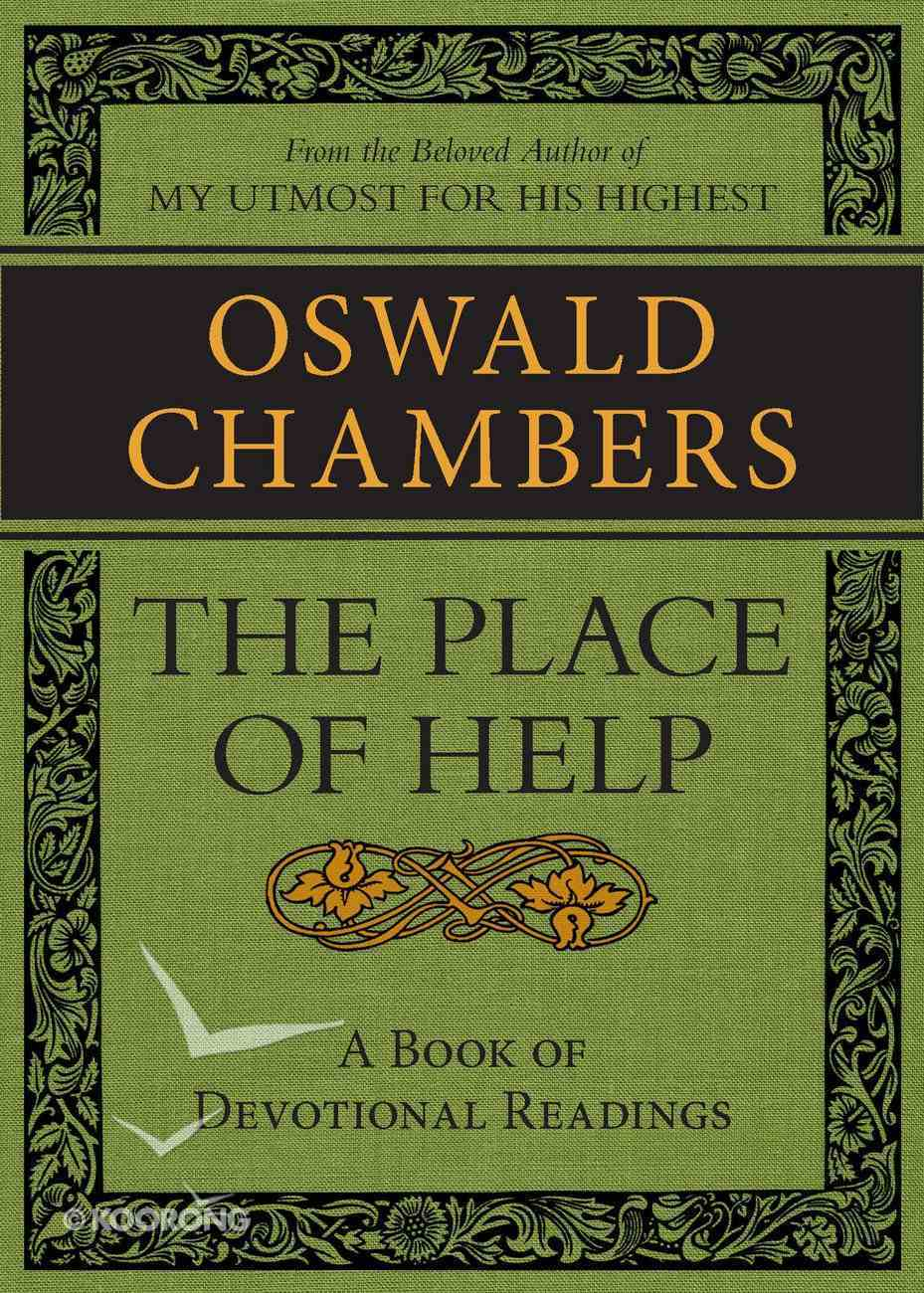 The Place of Help eBook