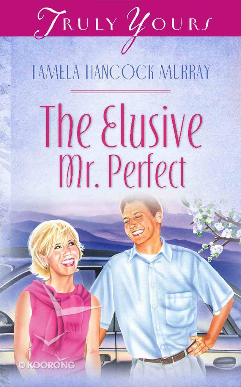 The Elusive Mr. Perfect (#453 in Heartsong Series) eBook