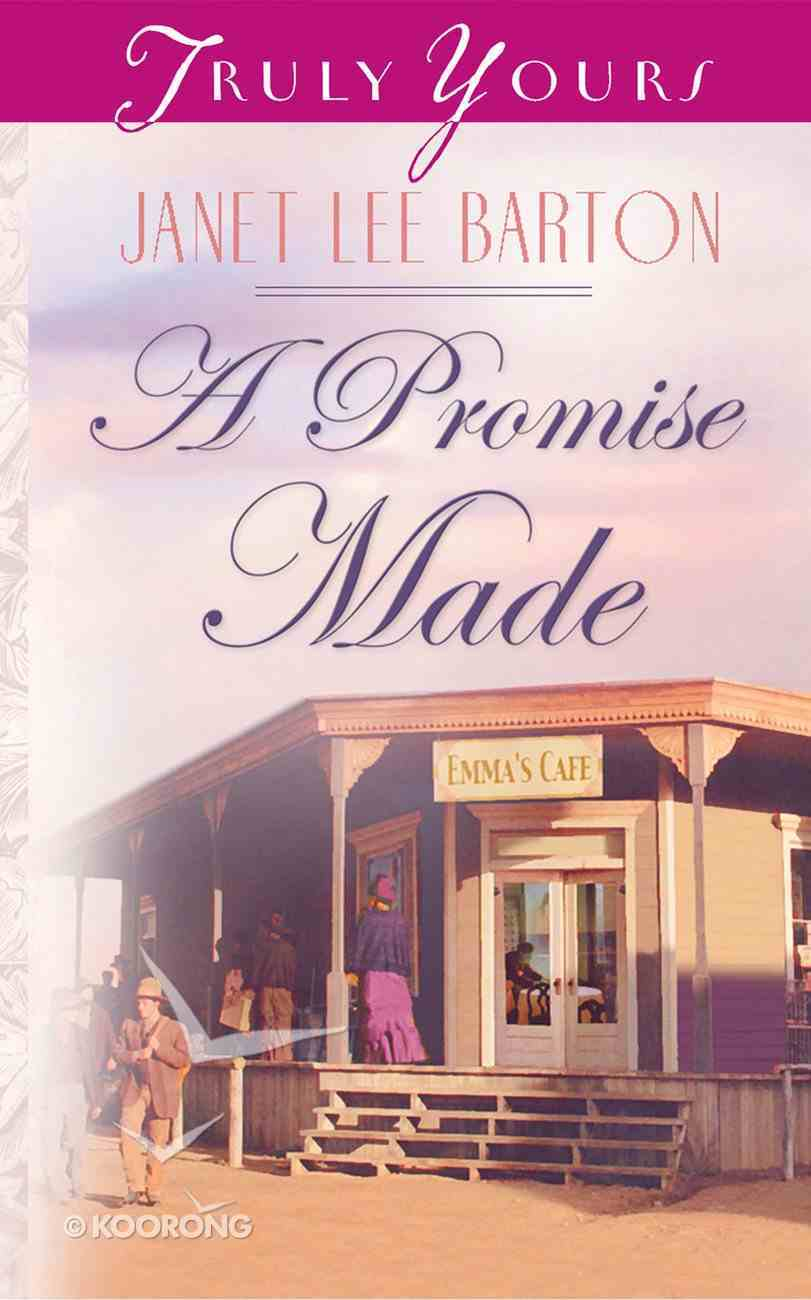A Promise Made (#532 in Heartsong Series) eBook