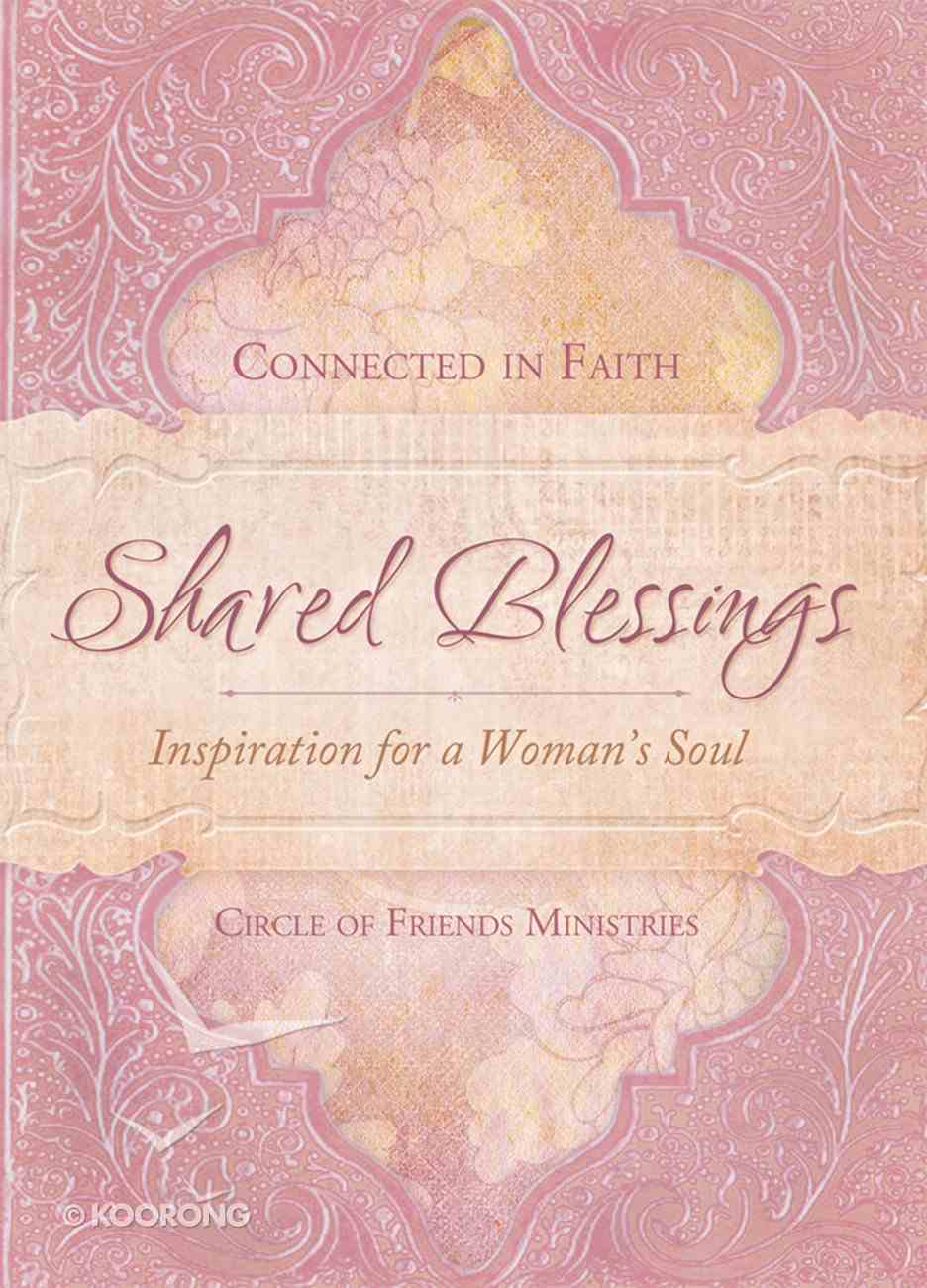 Shared Blessings (A Place To Belong) eBook