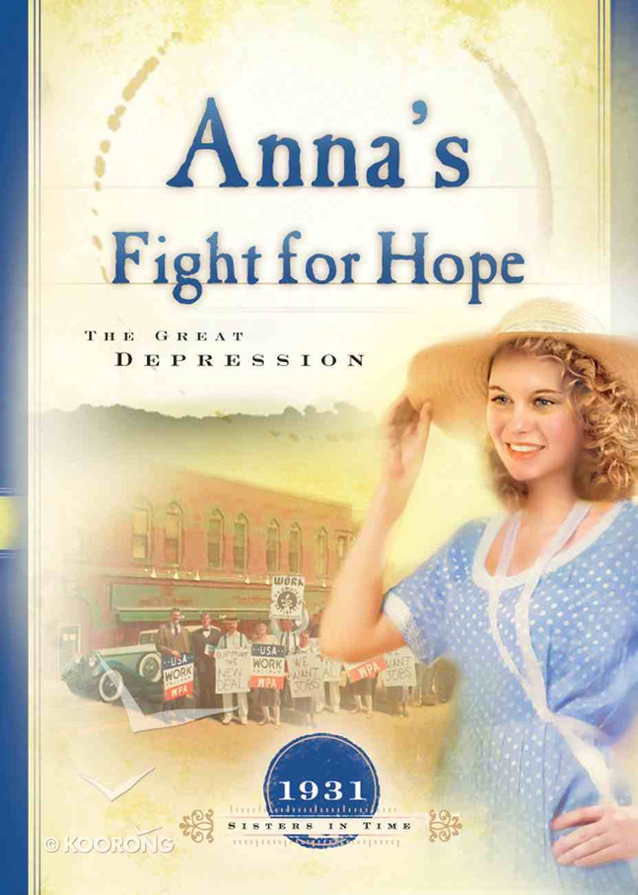 Anna's Fight For Hope (Sisters In Time Series) eBook