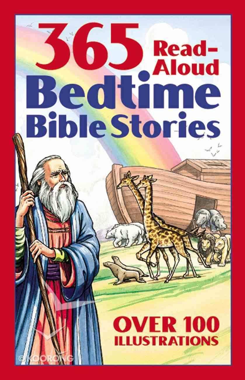 365 Read-Aloud Bedtime Bible Stories eBook