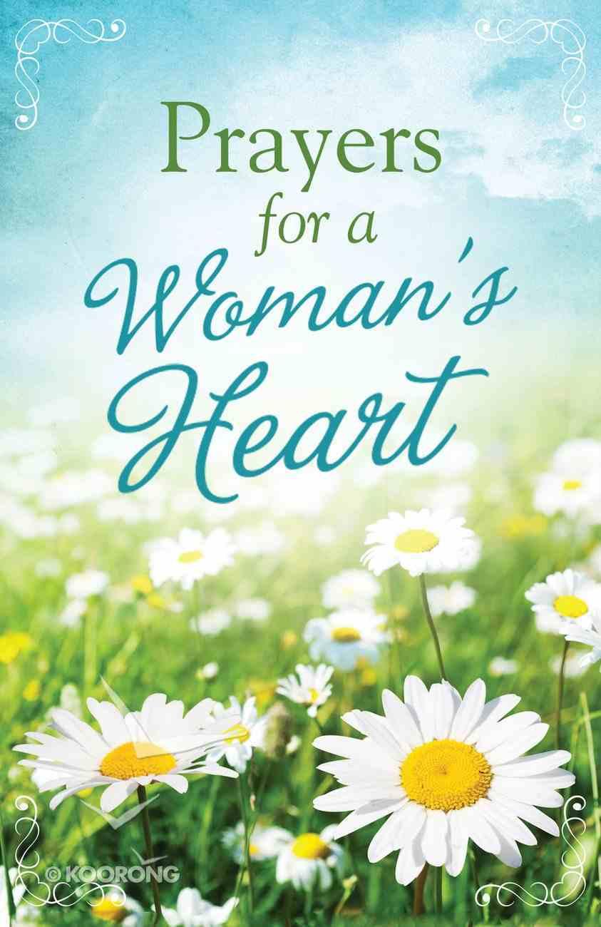 Prayers For a Woman's Heart eBook