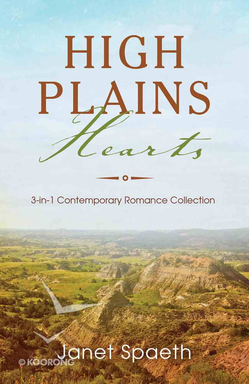 High Plains Hearts eBook