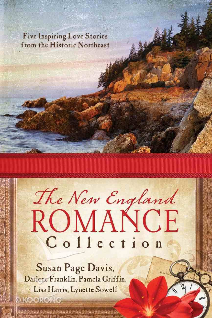 The New England Romance Collection eBook