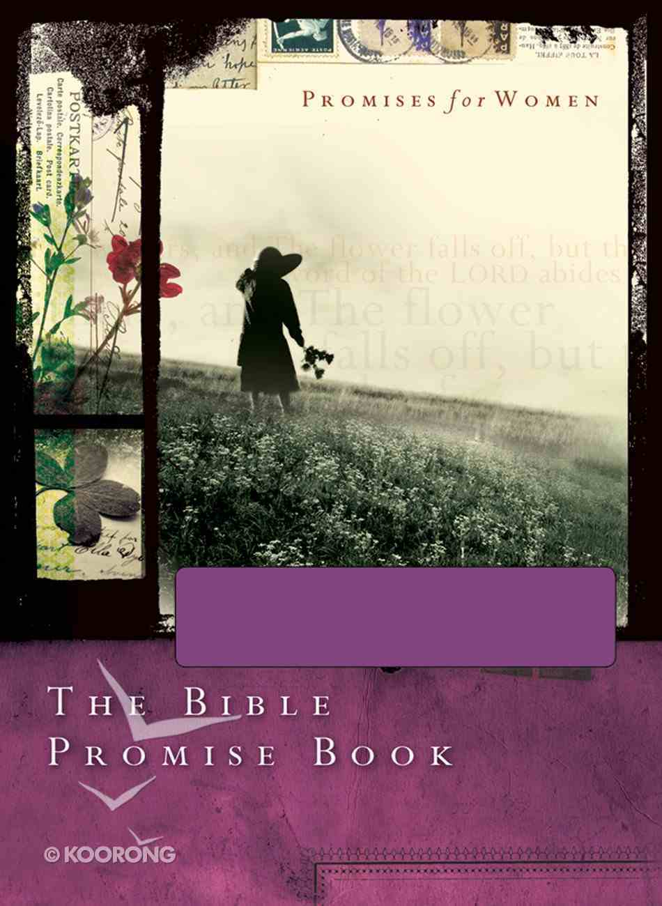 Bible Promise Book For Women (The Bible Promise Book Series) eBook