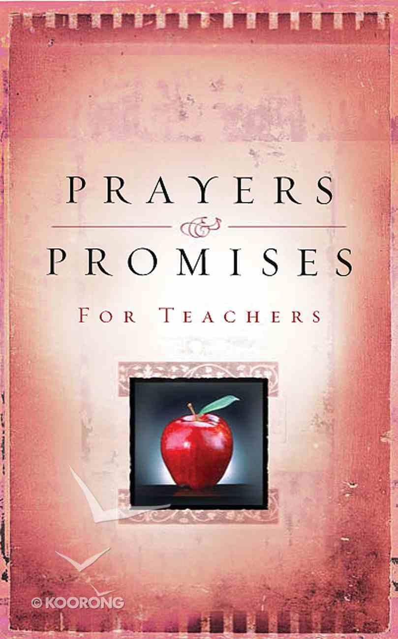 Prayers and Promises For Teachers eBook