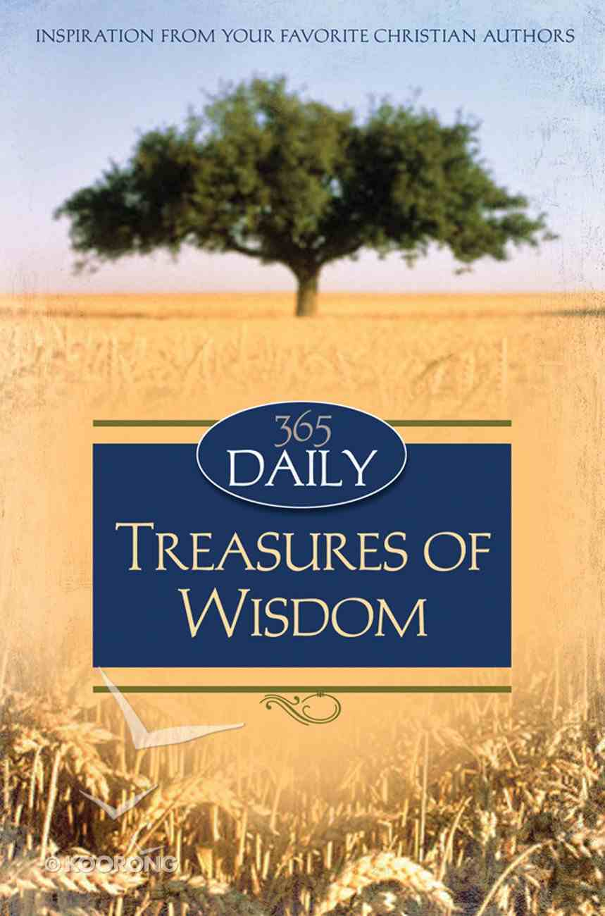 365 Daily Treasures of Wisdom eBook