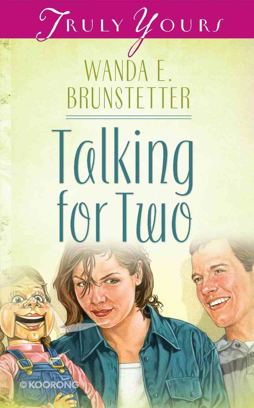 Talking For Two (#504 in Heartsong Series) eBook