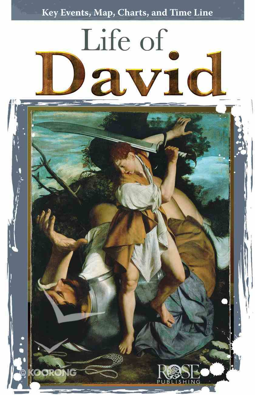Life of David (Rose Bible Basics Series) eBook