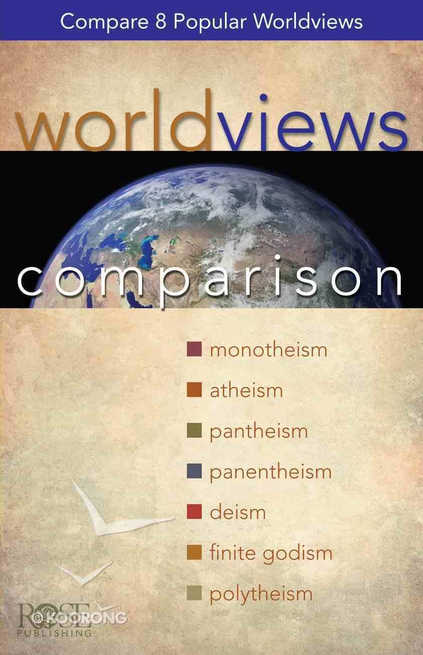 Worldviews Comparison (Rose Bible Basics Series) eBook