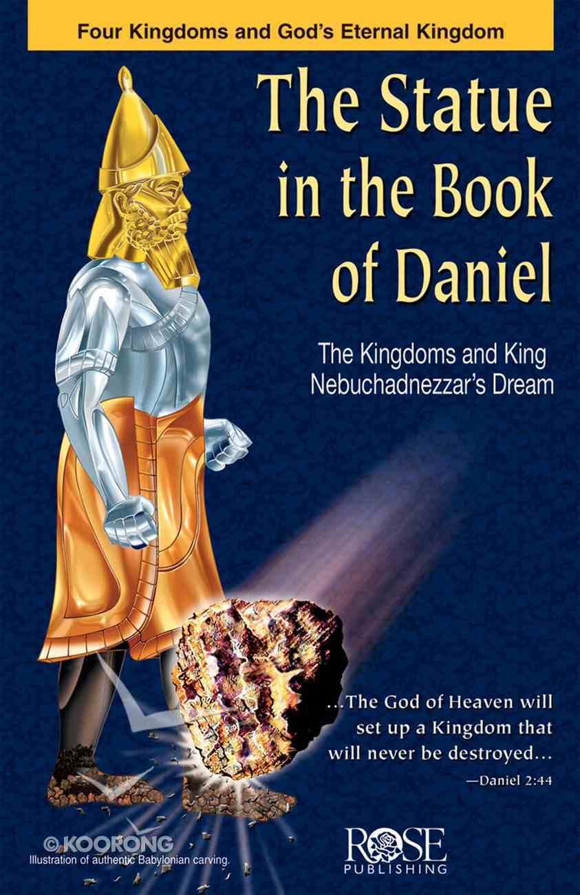 Statue in the Book of Daniel (Rose Guide Series) eBook