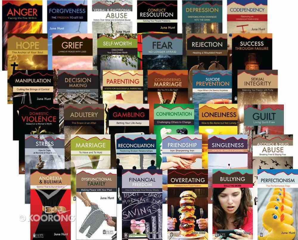 Biblical Counseling Library (Hope Series) eBook