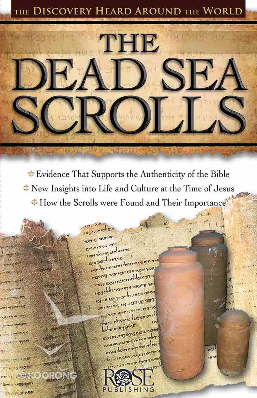 The Dead Sea Scrolls (Rose Guide Series) eBook