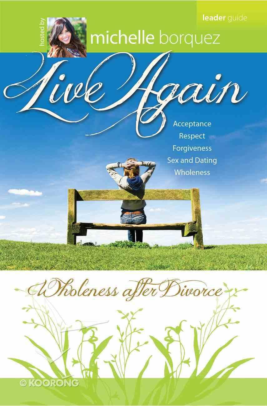 Live Again (Leader Guide) eBook