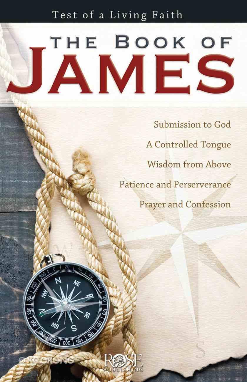 Book of James (Rose Guide Series) eBook