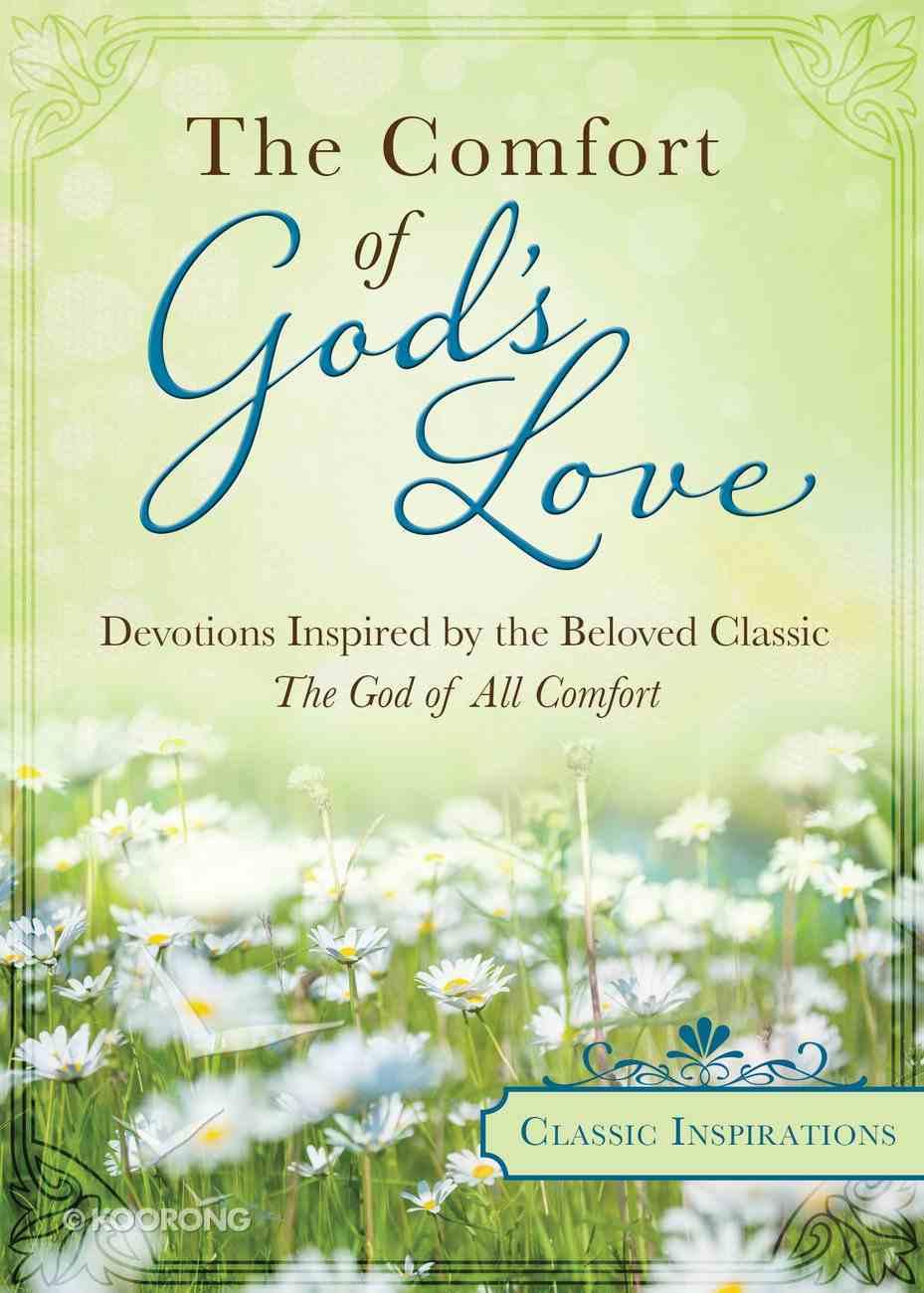 The Comfort of God's Love eBook