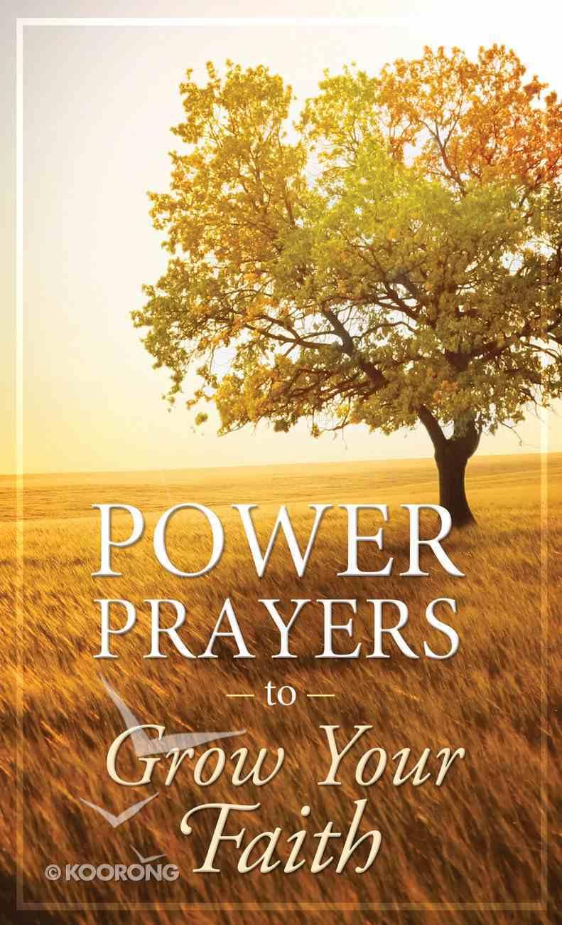 Power Prayers to Grow Your Faith eBook