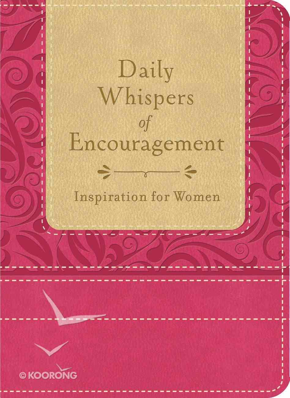 Daily Whispers of Encouragement eBook